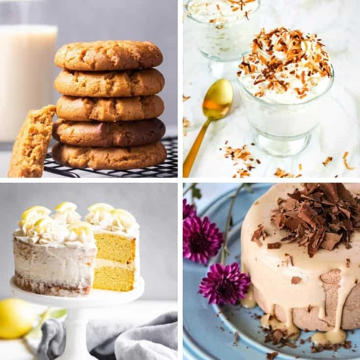 31+ Amazing Keto Friendly Desserts You're Going to Love
