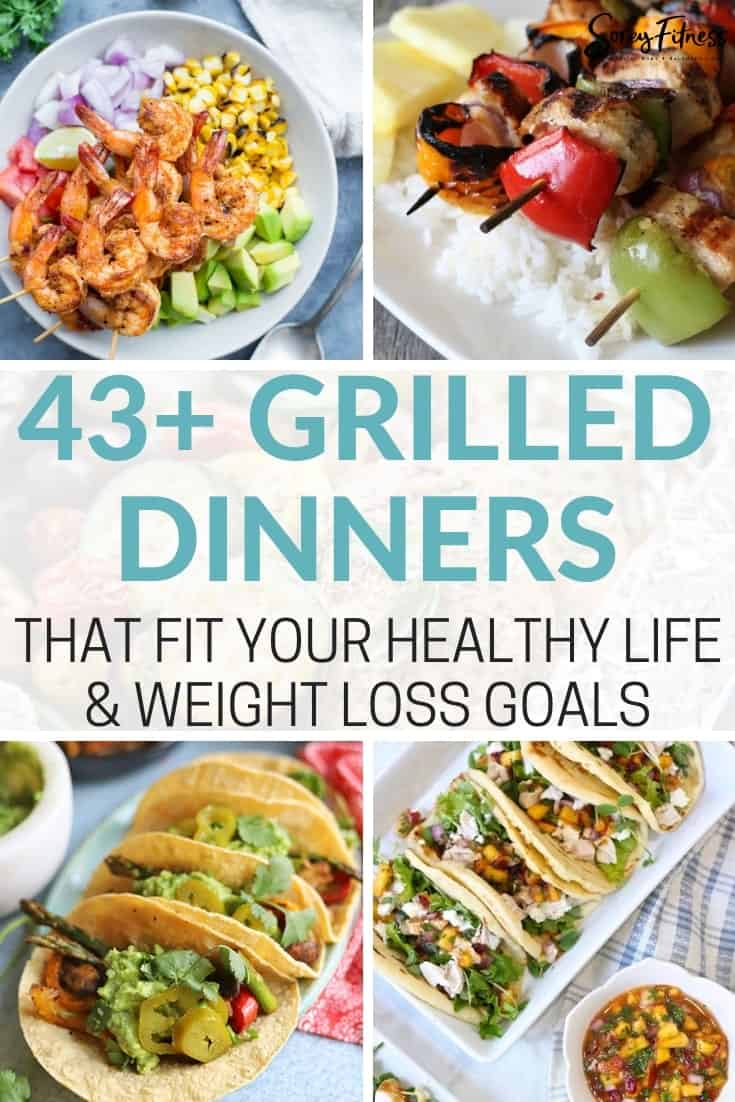 healthy grilled dinner ideas
