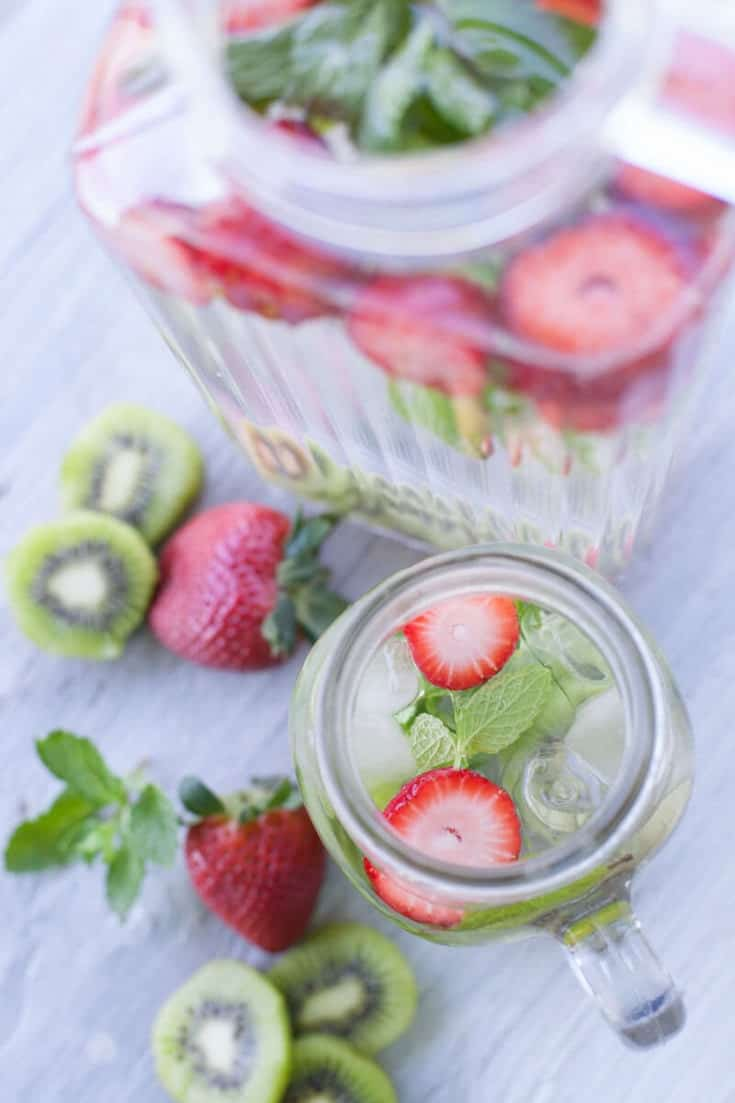 15 Fruit Infused Water Recipes