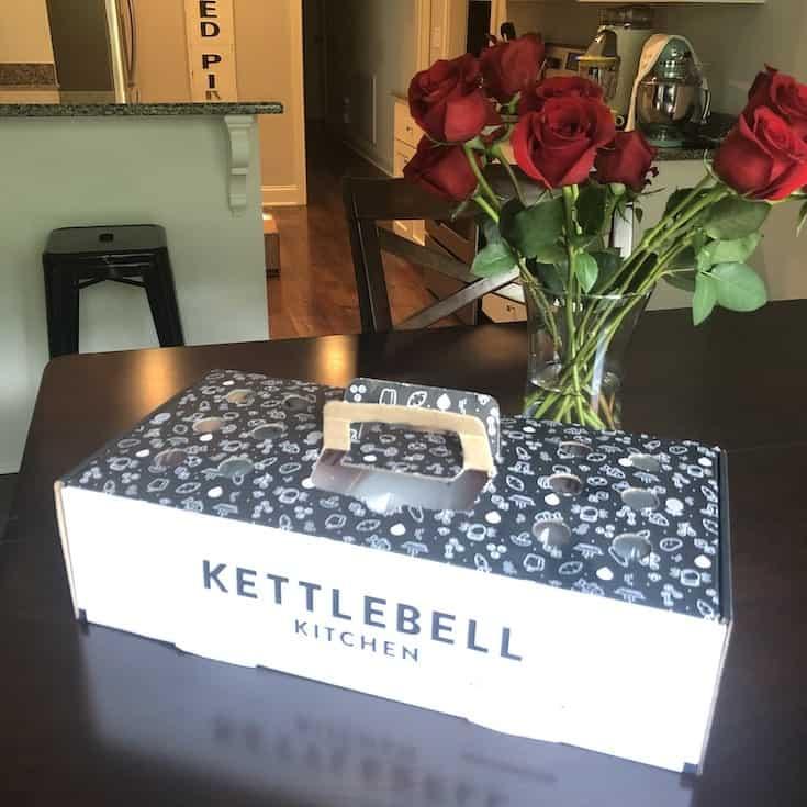 Kettlebell Kitchen Packaging