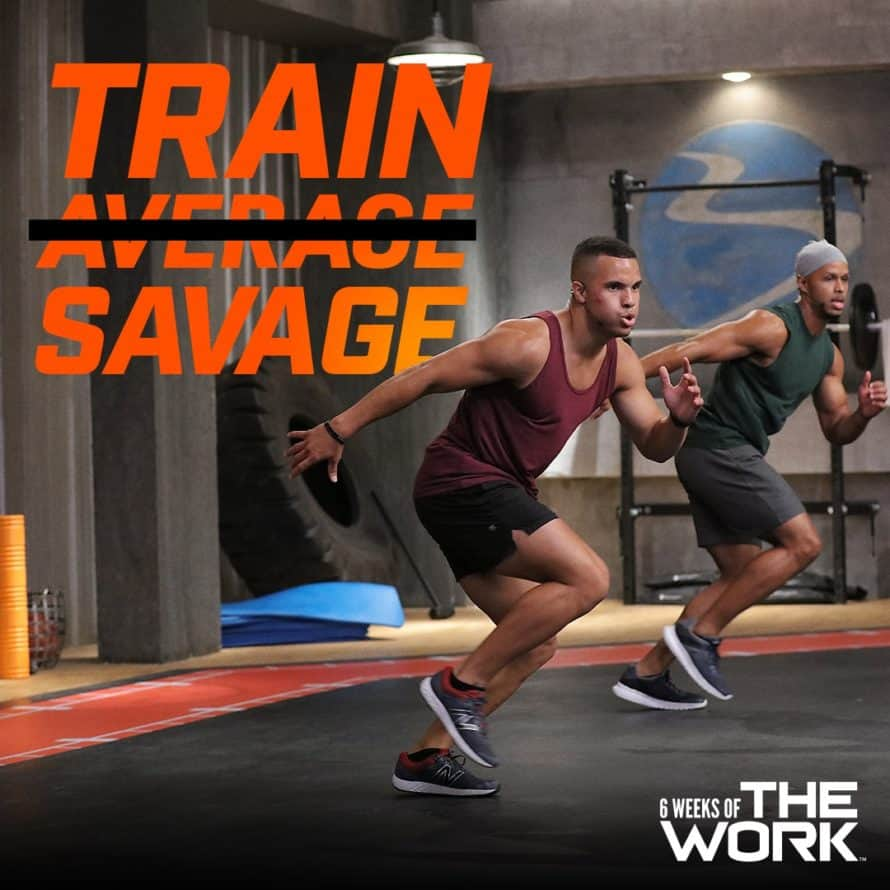 6 week of the work workouts