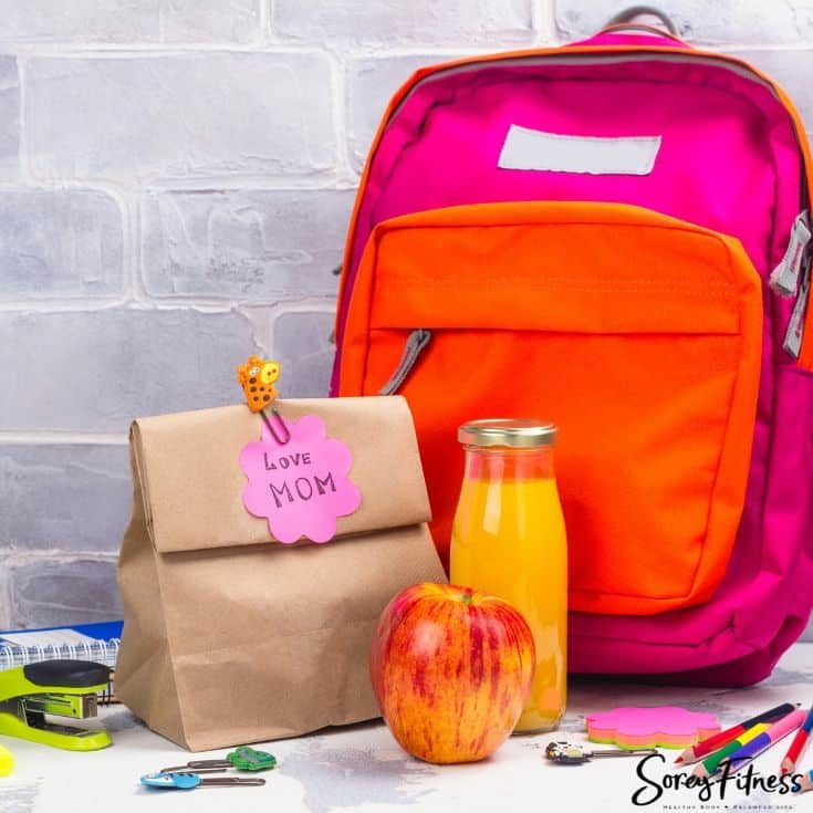 Healthy School Snacks | 25+ Quick & Easy Ideas For Back to School