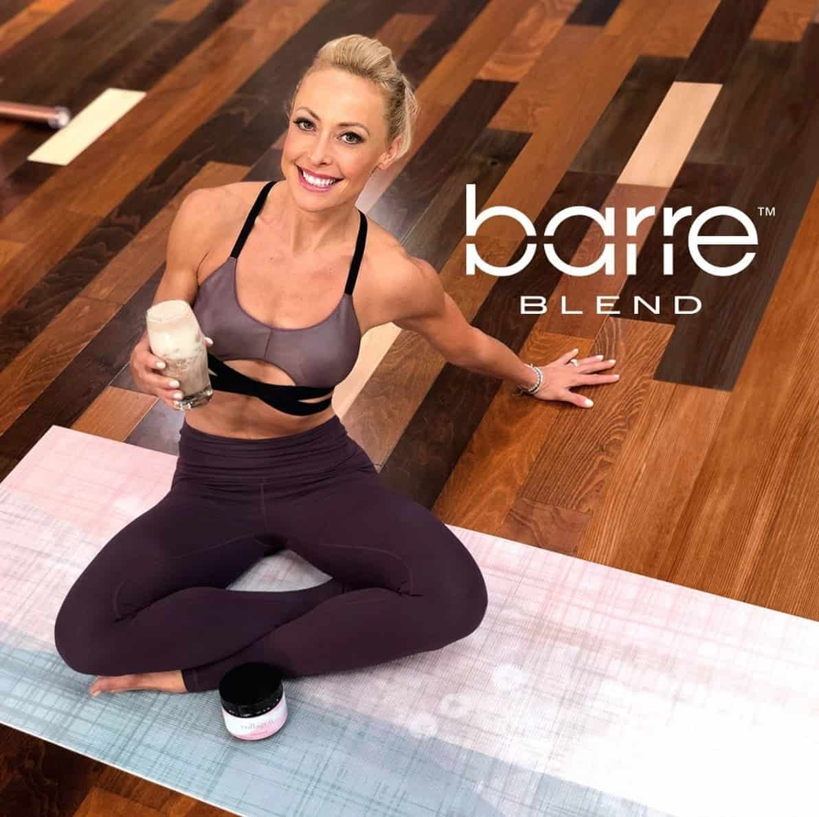 Elise from our Barre Blend Review