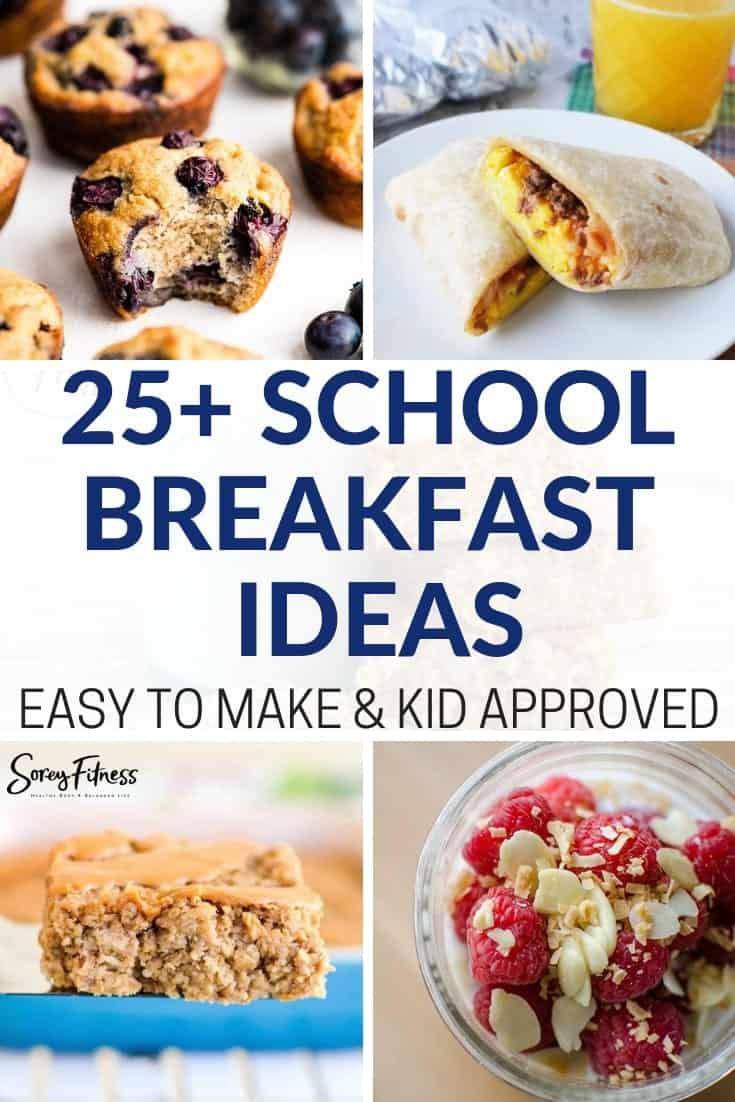 Healthy Breakfasts For Kids Before School