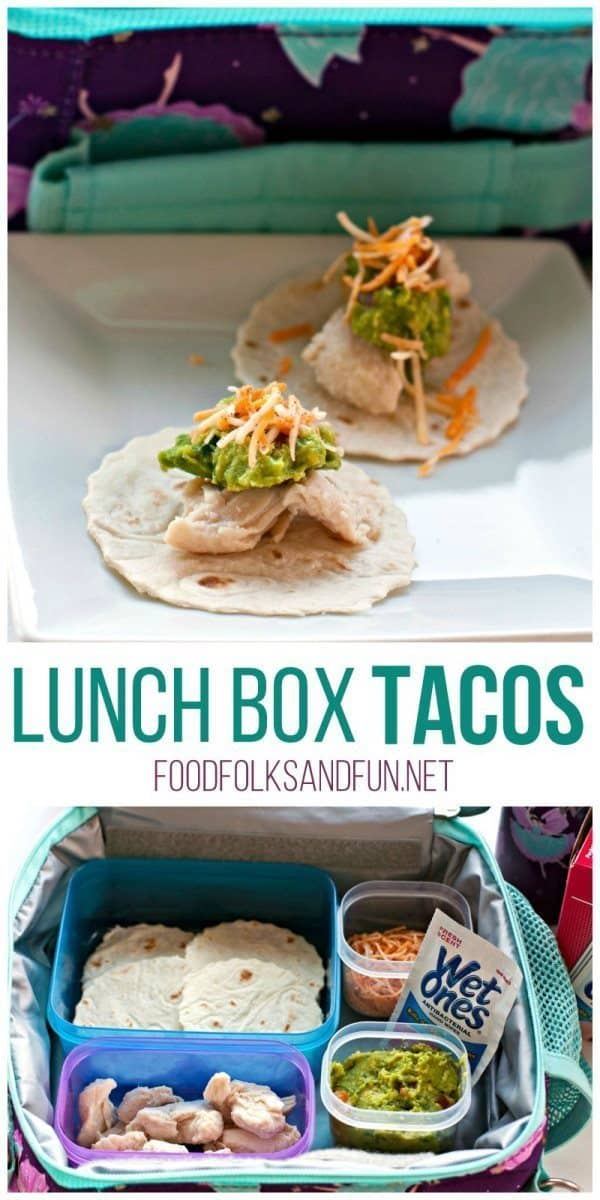 Lunch Box Tacos