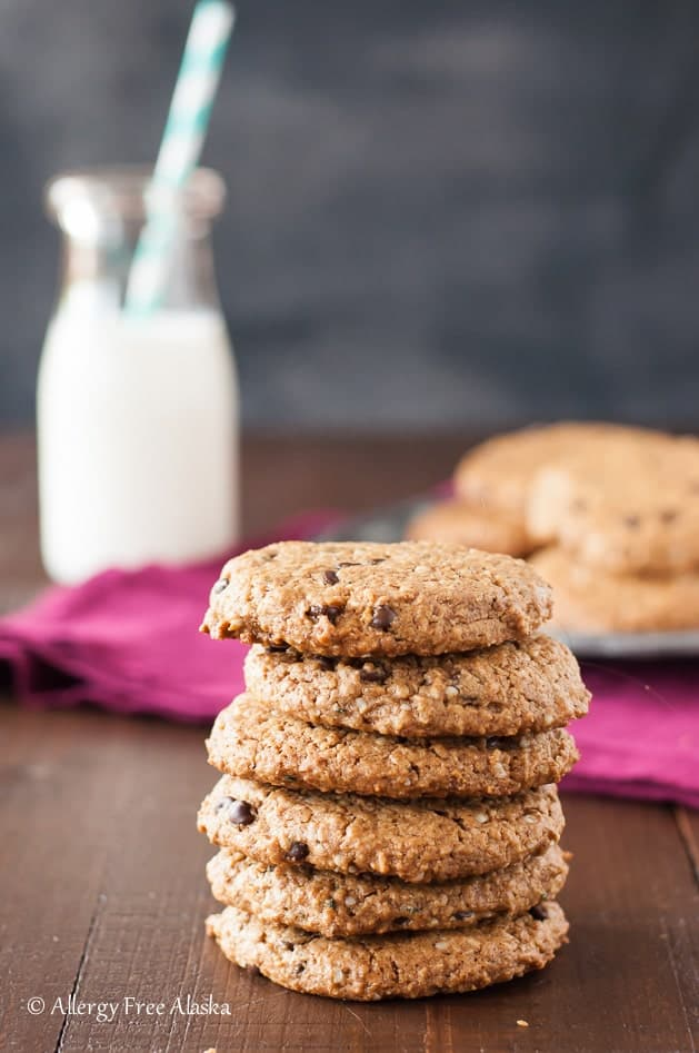 healthy breakfasts for kids for school includes these cookies