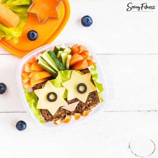 21+ Healthy School Lunch Ideas for Kids (Quick & Easy!)