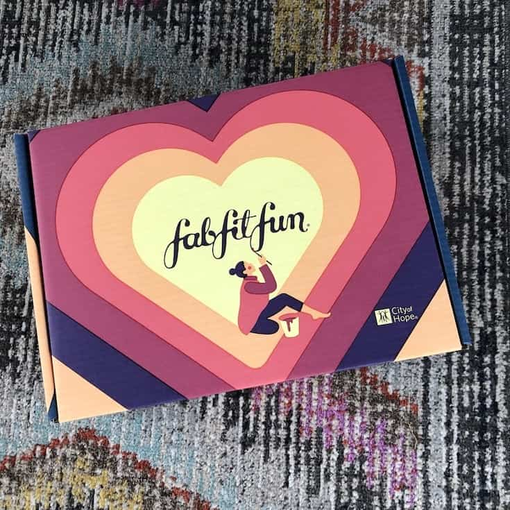 FabFitFun Review + Spoilers & $10 Off Coupon