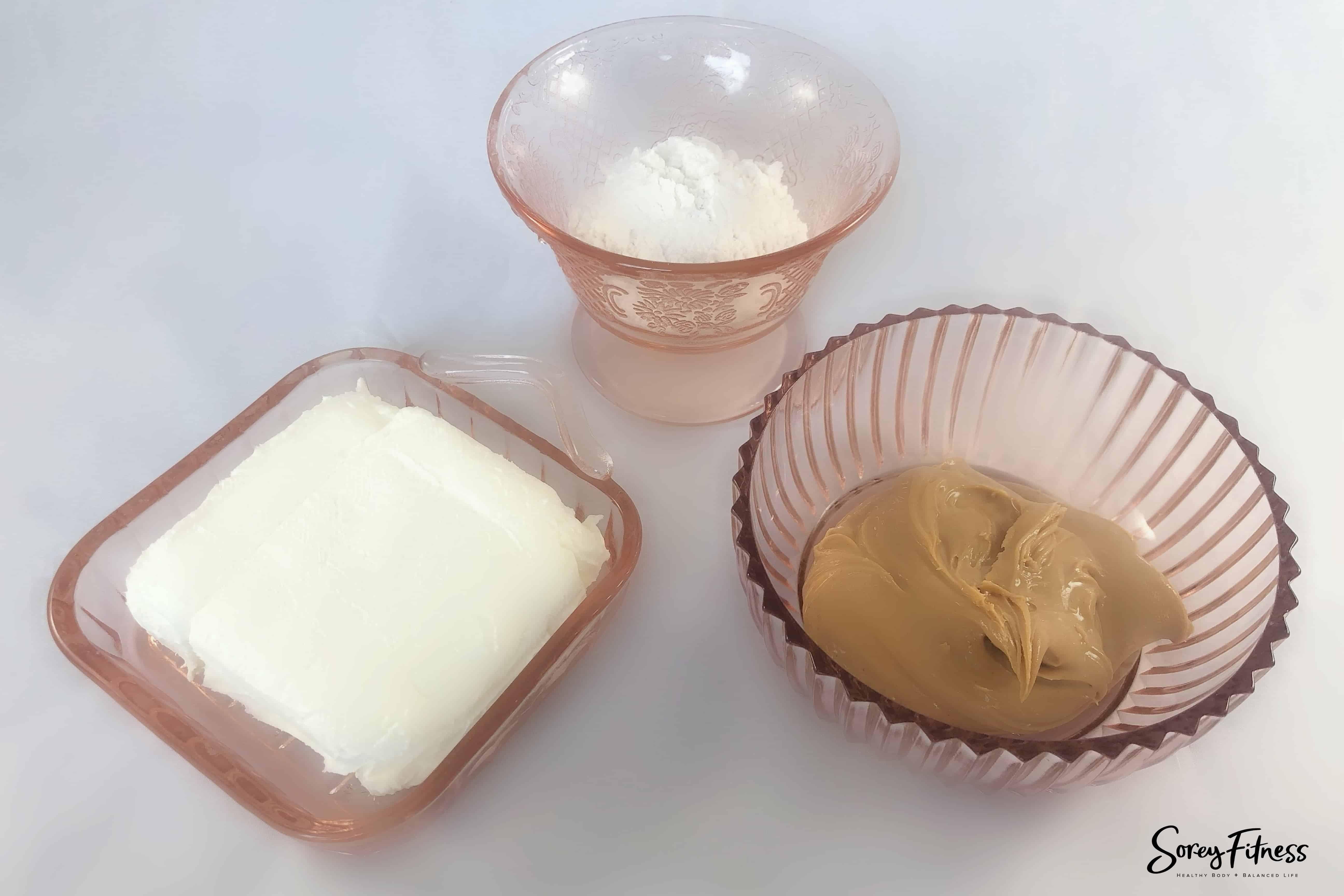 keto peanut butter ball ingredients
