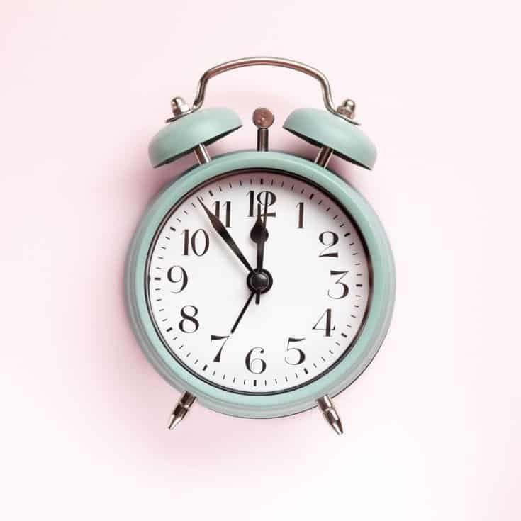 old fashion clock