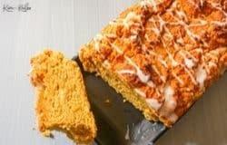 Recipe Card Photo of Keto Pumpkin Bread