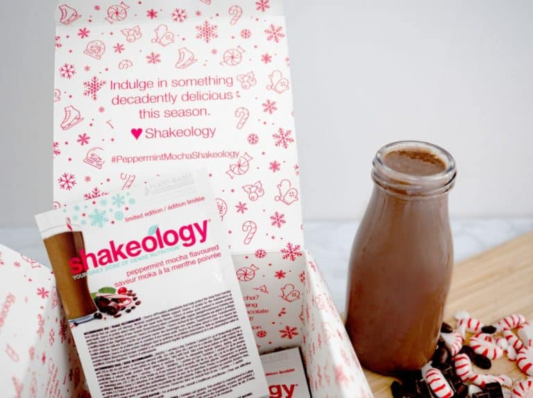 Peppermint Mocha Shakeology Review – How to Get the New Seasonal Flavor