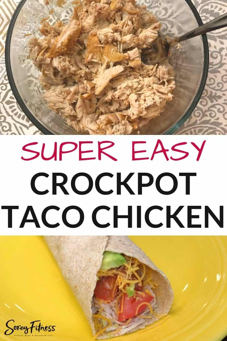 slow cooker crockpot taco meat without salsa