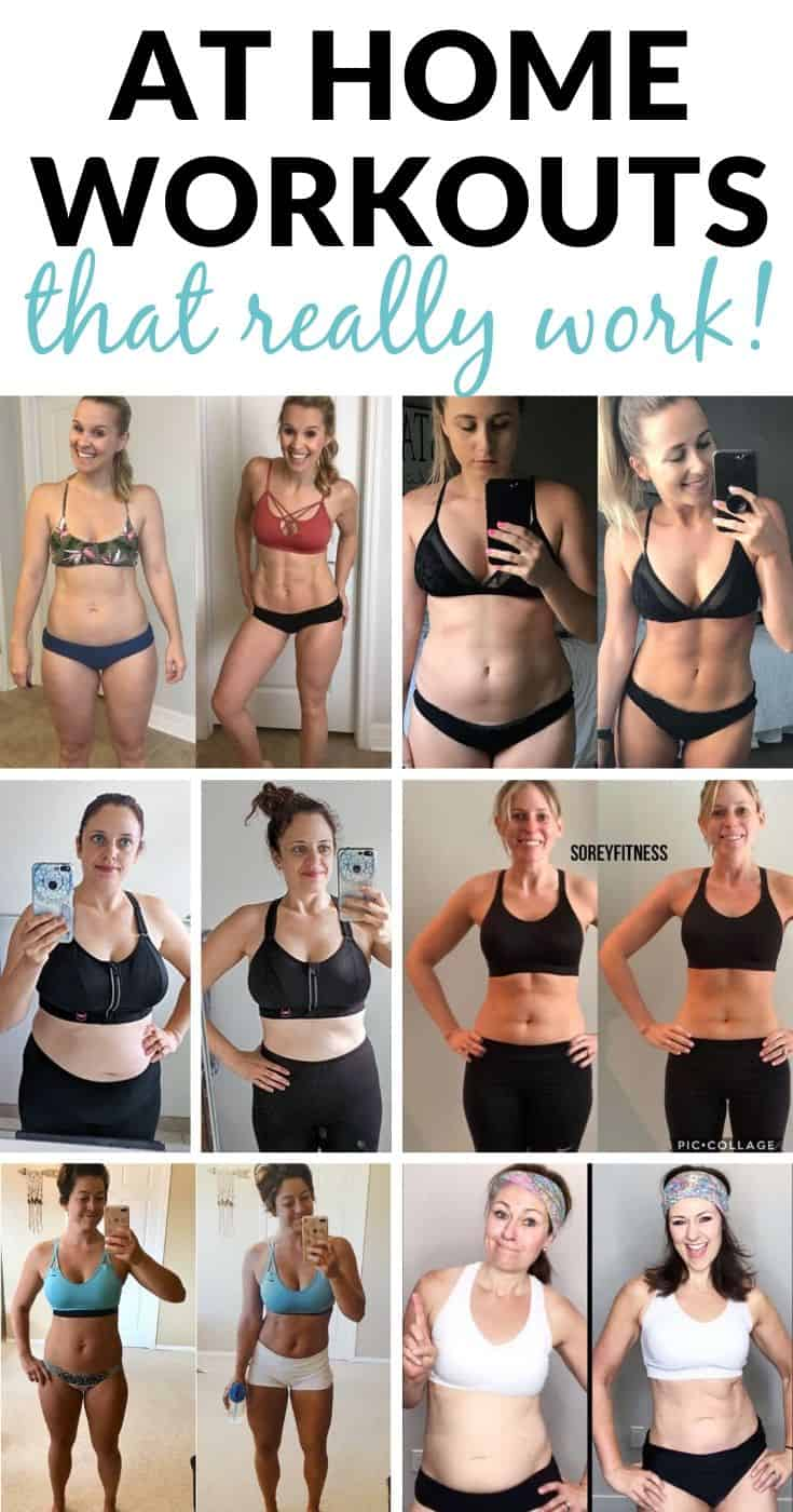 beachbody results before and after photos