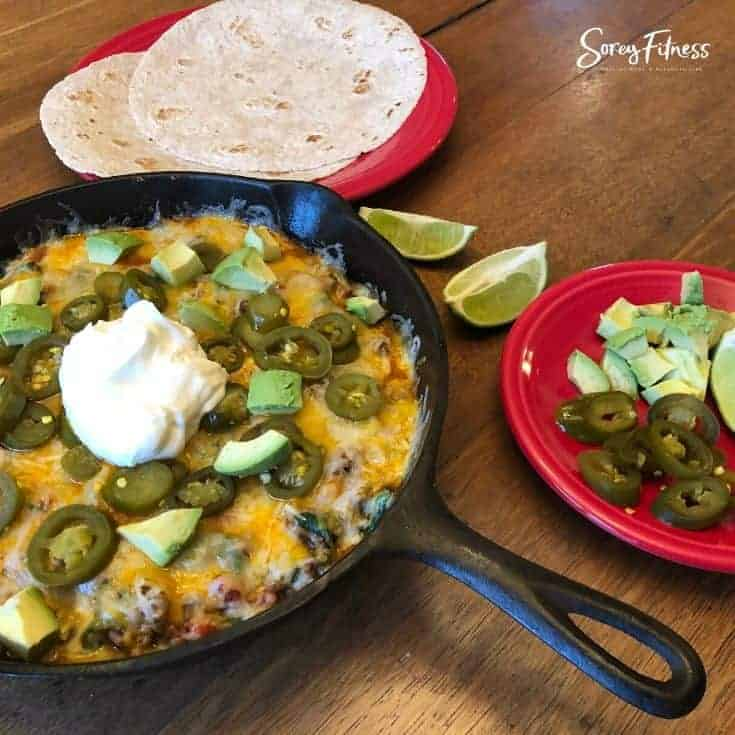 Best Cheesy Keto Taco Casserole Recipe – Easy & Low Carb Skillet Dinner
