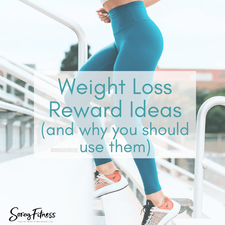 50+ Unique Weight Loss Rewards + Goals Reward Chart