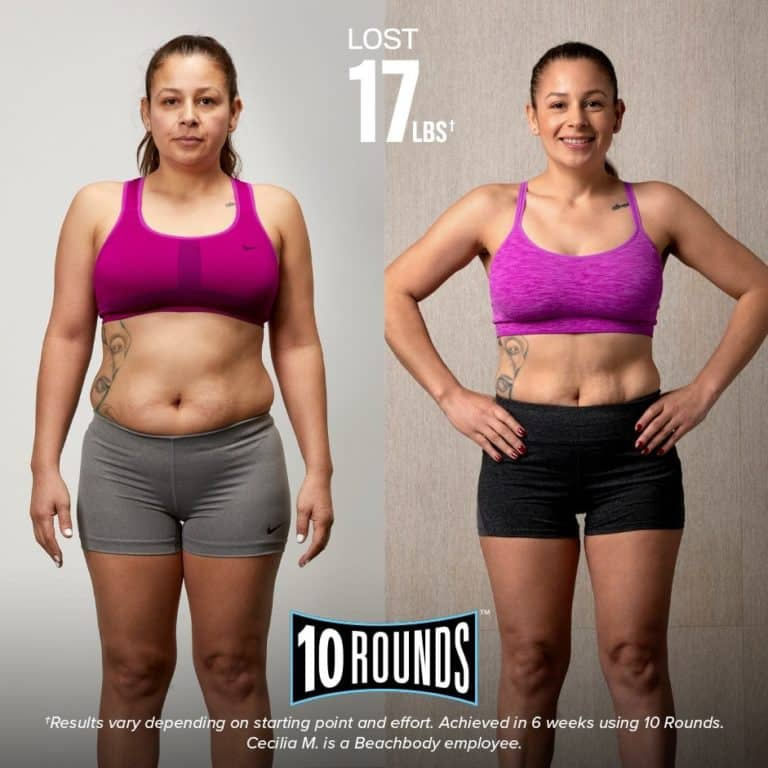 10 Rounds Results: Real Men & Women's Before and After Photos
