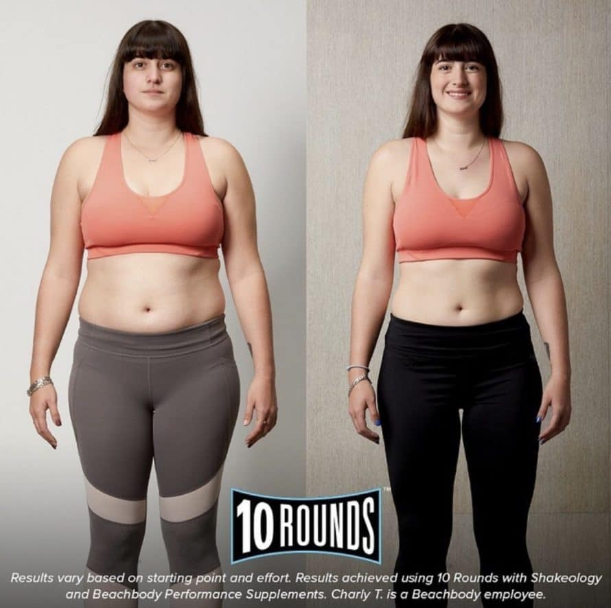 woman's 10 rounds results