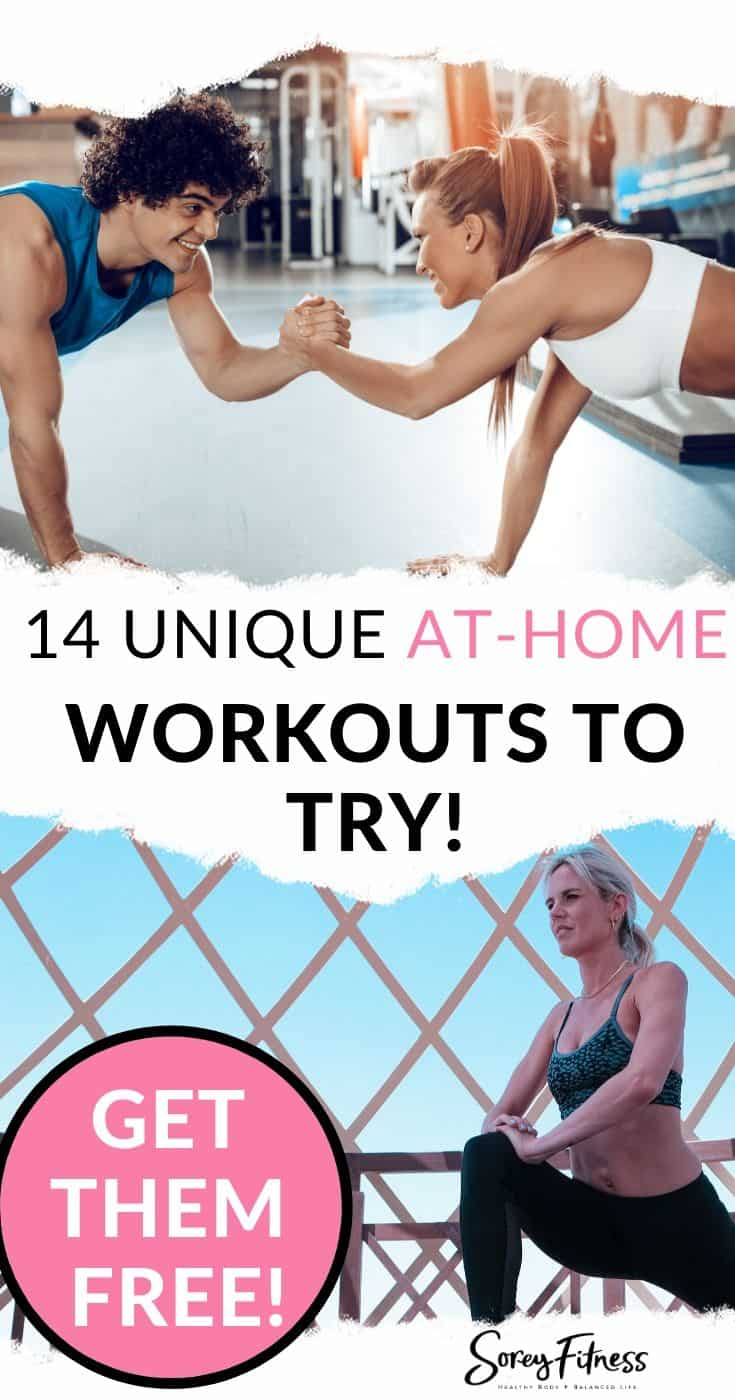 14 Unique Free Beachbody Workouts
