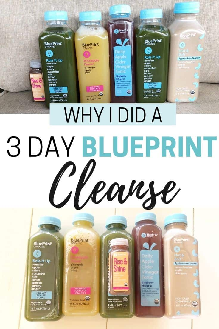 Why I did the Blueprint Cleanse 3 Day Beach Ready Detox
