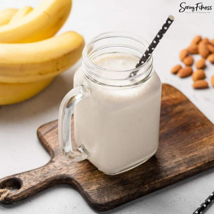 vanilla shakeology recipes with banana