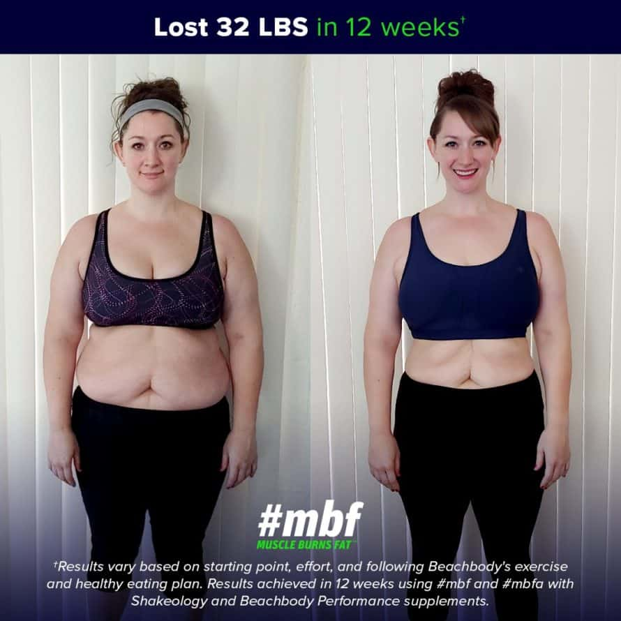 womans mbf and mbfa results
