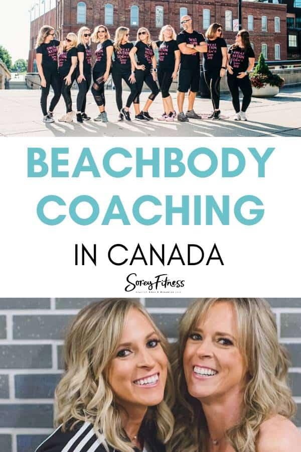 Beachbody Coaching in Canada