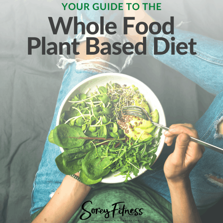Best Guide to the Whole Food Plant Based Diet (WFPB)