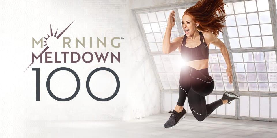 morning meltdown 100 logo