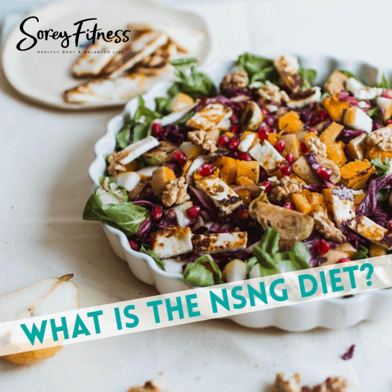 What is the NSNG Diet? [+ No Sugar, No Grains Recipes]
