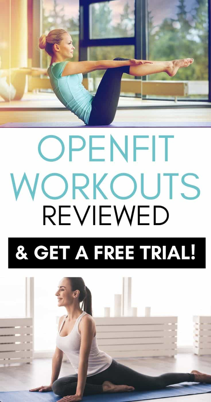 Two women going openfit barre workouts