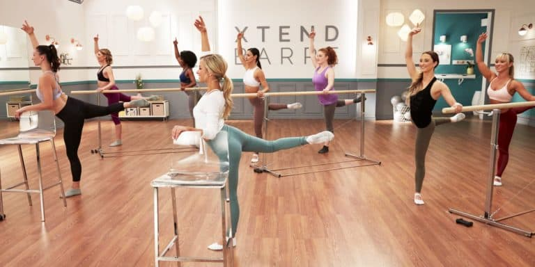 Andrea Leigh Rogers from Xtend Barre & Pilates