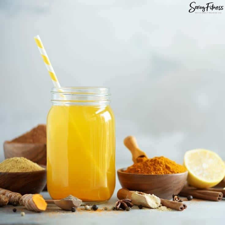Lemon Ginger Cayenne Water [Recipe & Benefits]