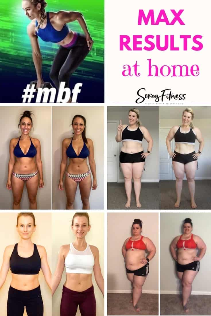 mbf before and after photo collage
