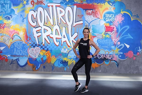 Autumn Calabrese's 9 Week Control Freak Set