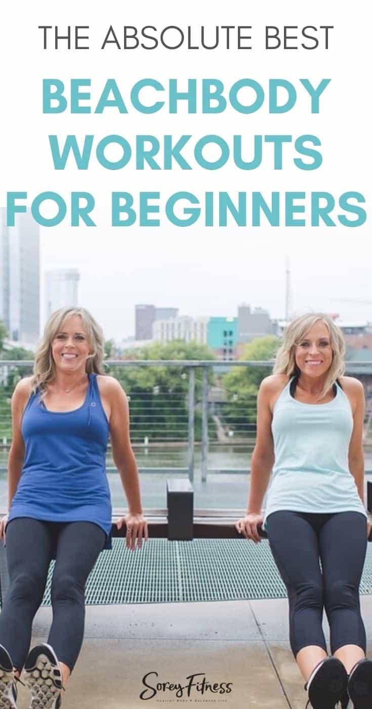 beachbody workouts for beginners