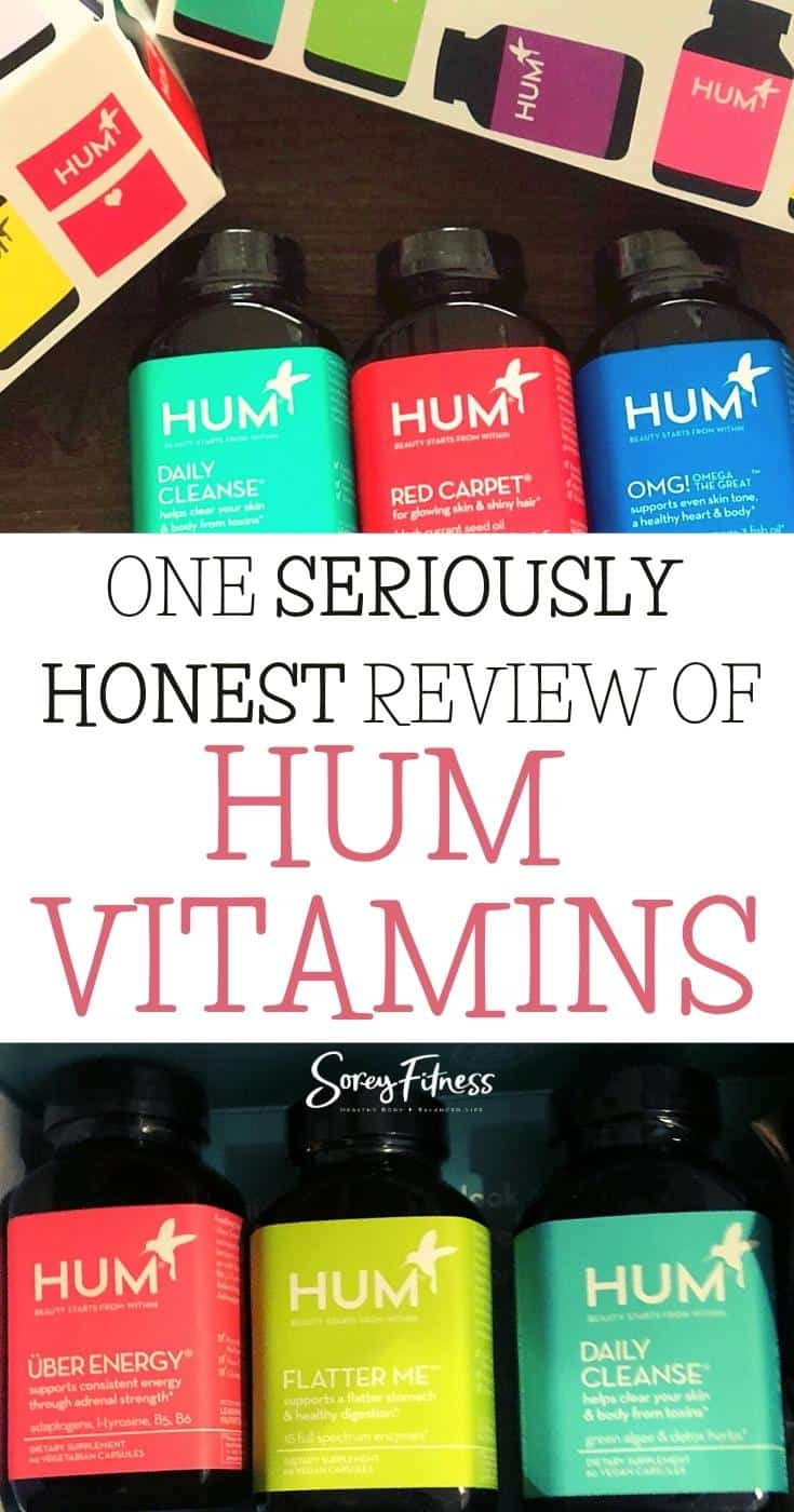 One seriously honest review of HUM Vitamins Review