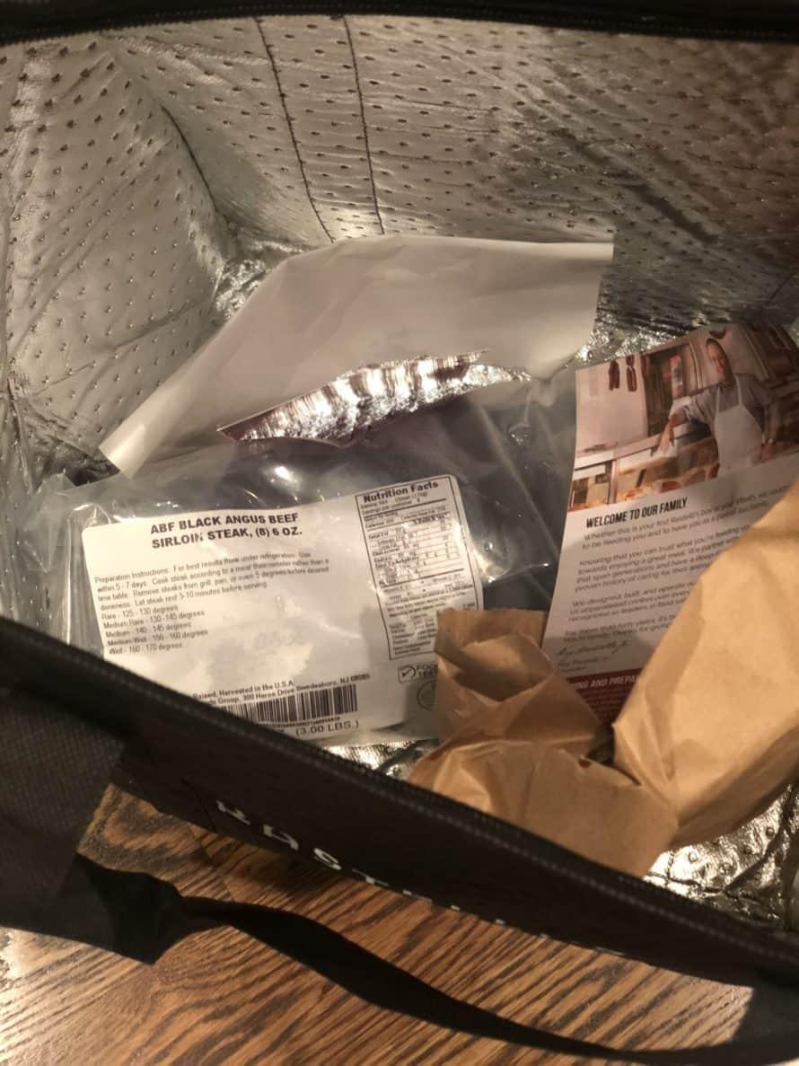 rastelli's meat packaging