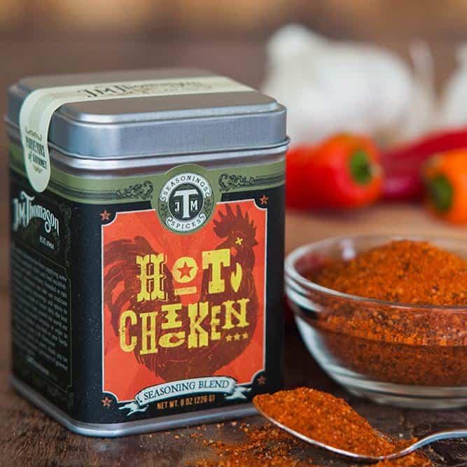 Hot Chicken Seasoning