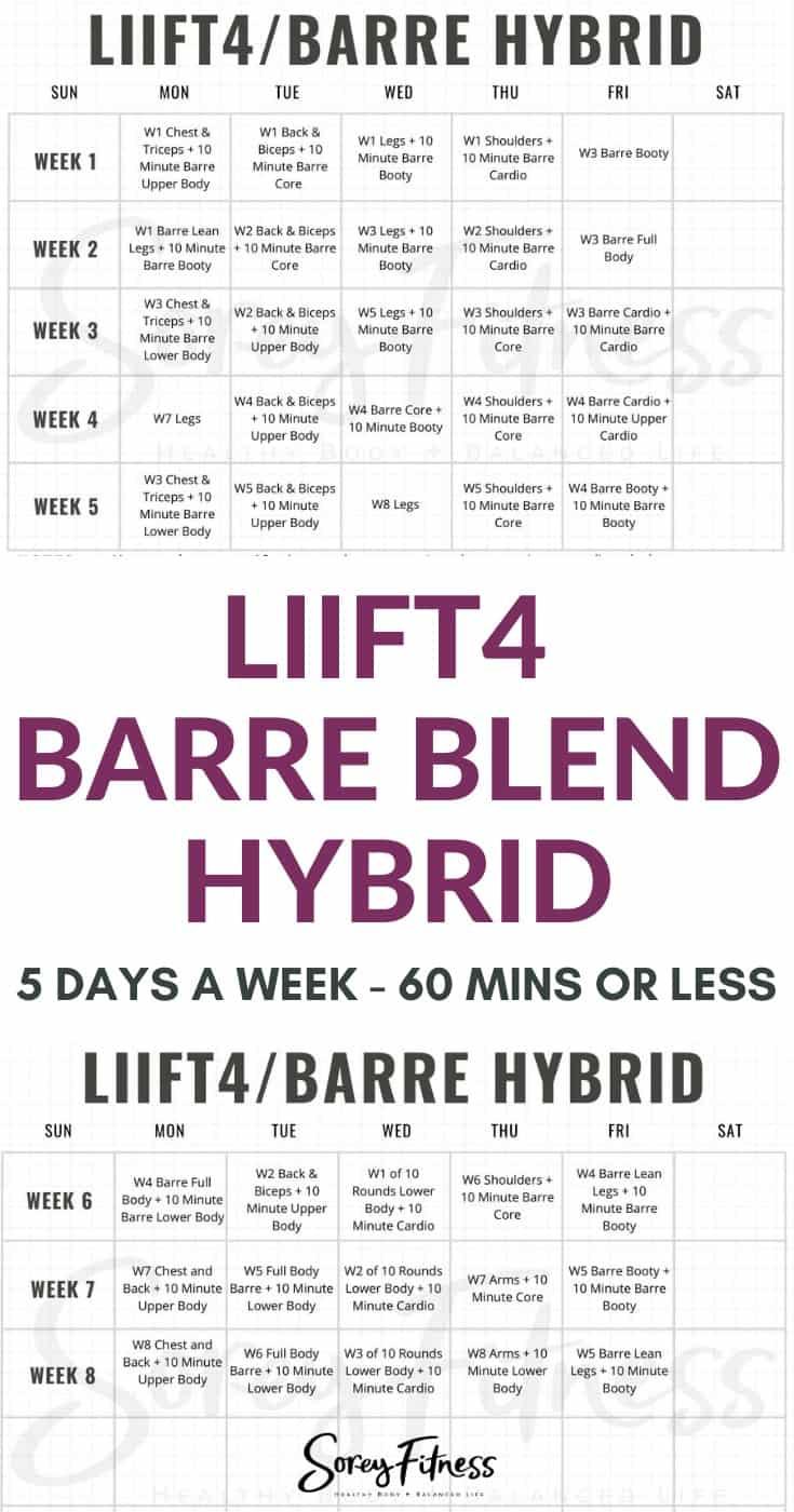 liift4 barre blend hybrid teaser image