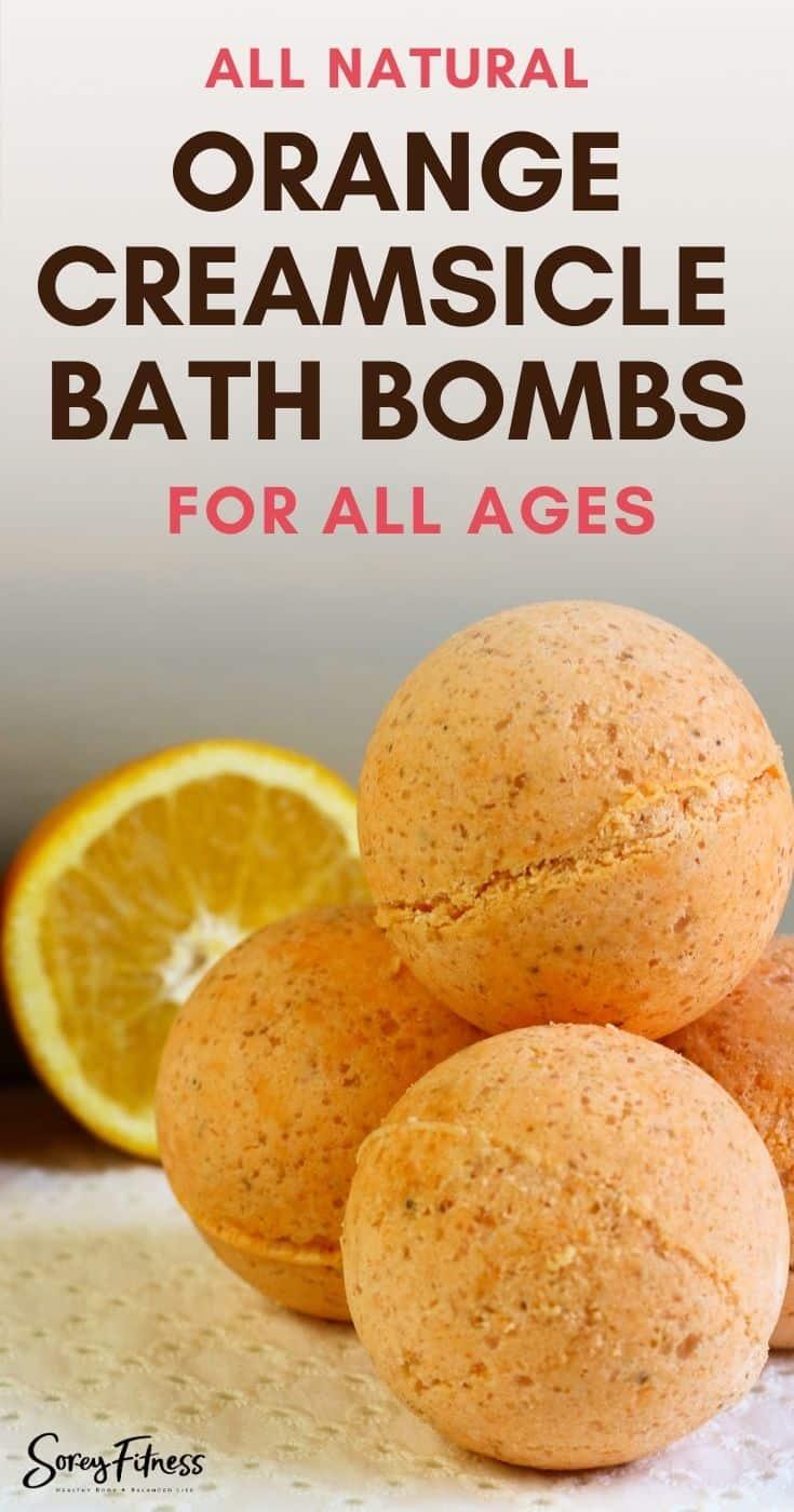 natural bath bomb recipe with epsom salt