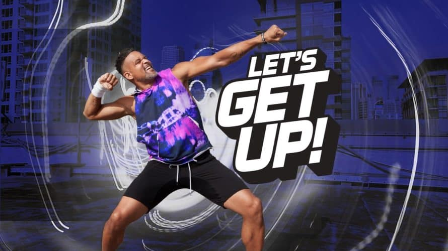 lets get up workout cover