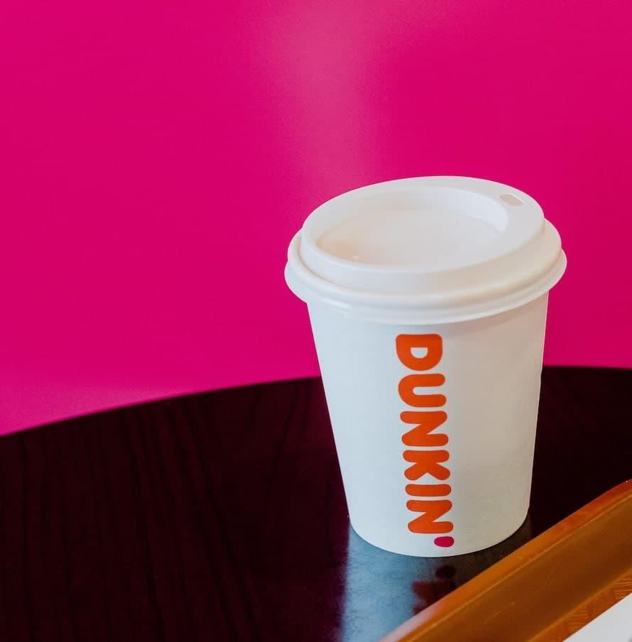 keto dunkin donuts coffee