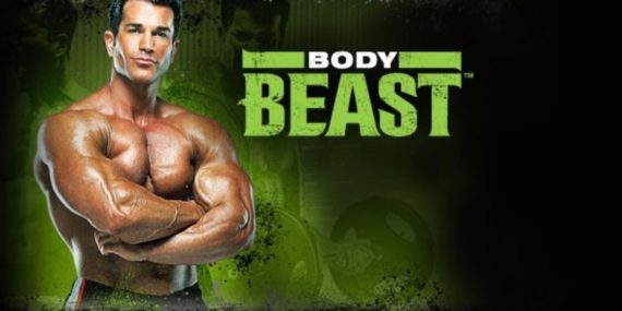 Body Beast Logo with Sagi Kalev