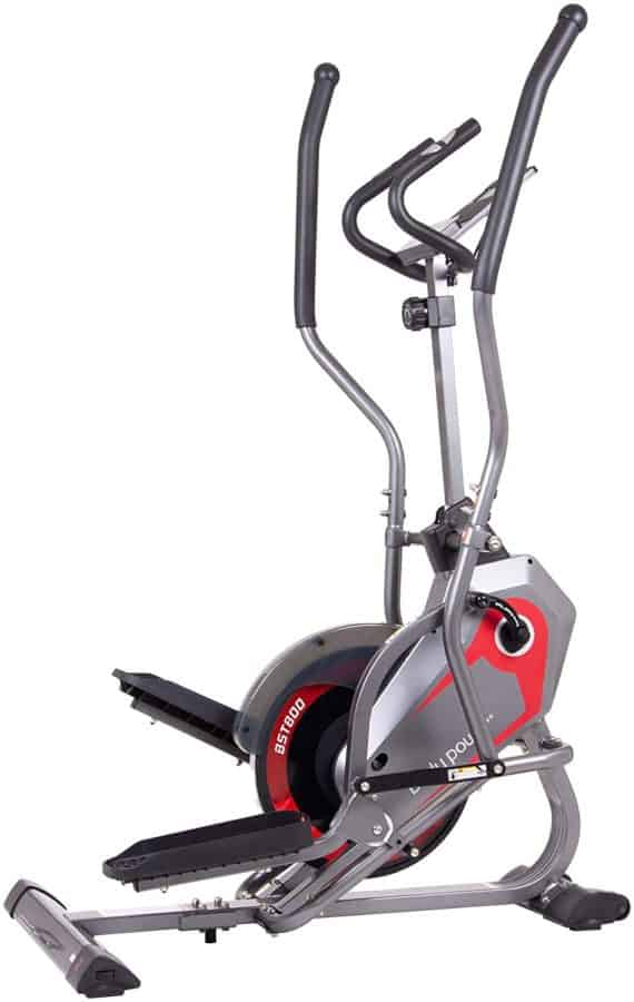 elliptical with stair stepper