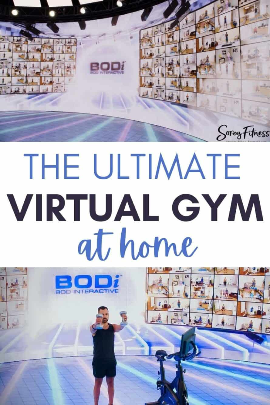 BODi - the ultimate virtual gym at home