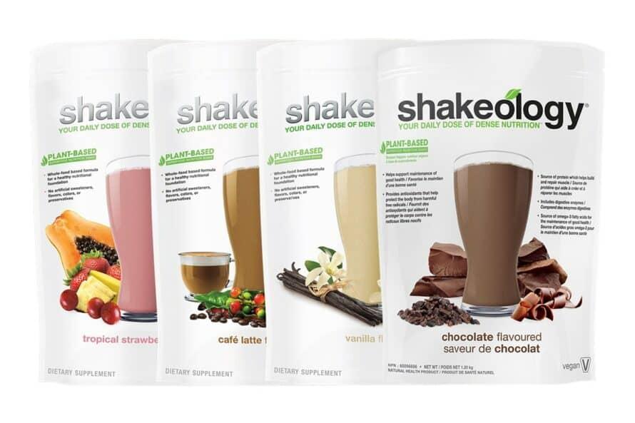 Vegan Shakeology Flavors